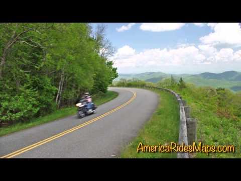 Enjoying the Blue Ridge Parkway - May 13 - 14