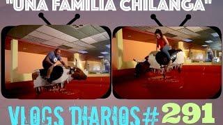 """MONTAMOS AL TORO MECANICO!! VLOGS DIARIOS #291 """"Una Familia Chilanga"""""""
