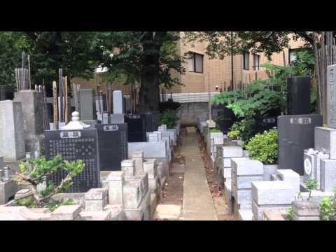 Как проходят похороны в японии