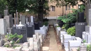 Японское кладбише и как японцы хоронят