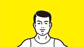 人権啓発動画「キヅキさん!」(リンク先ページで動画を再生します。)