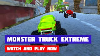 Monster Truck Extreme Racing · Game · Gameplay