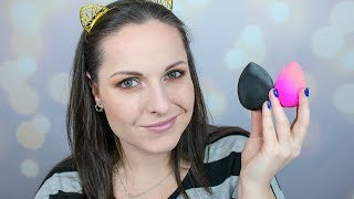 Beauty Blender vs Beauty Blender z Aliexpress | Podróba, czy oryginał? Test i porównanie