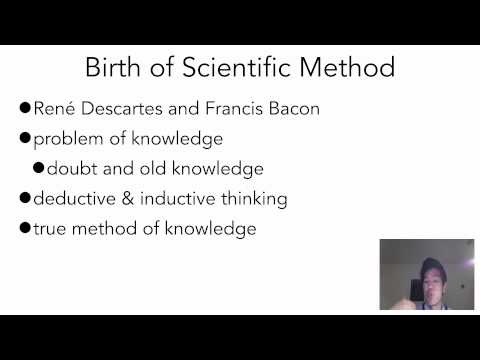 8B: Scientific Revolution-Physics, Scientific Method & Religion