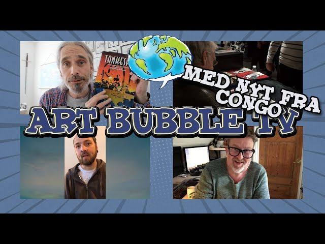 Art Bubble TV 29 05 2020