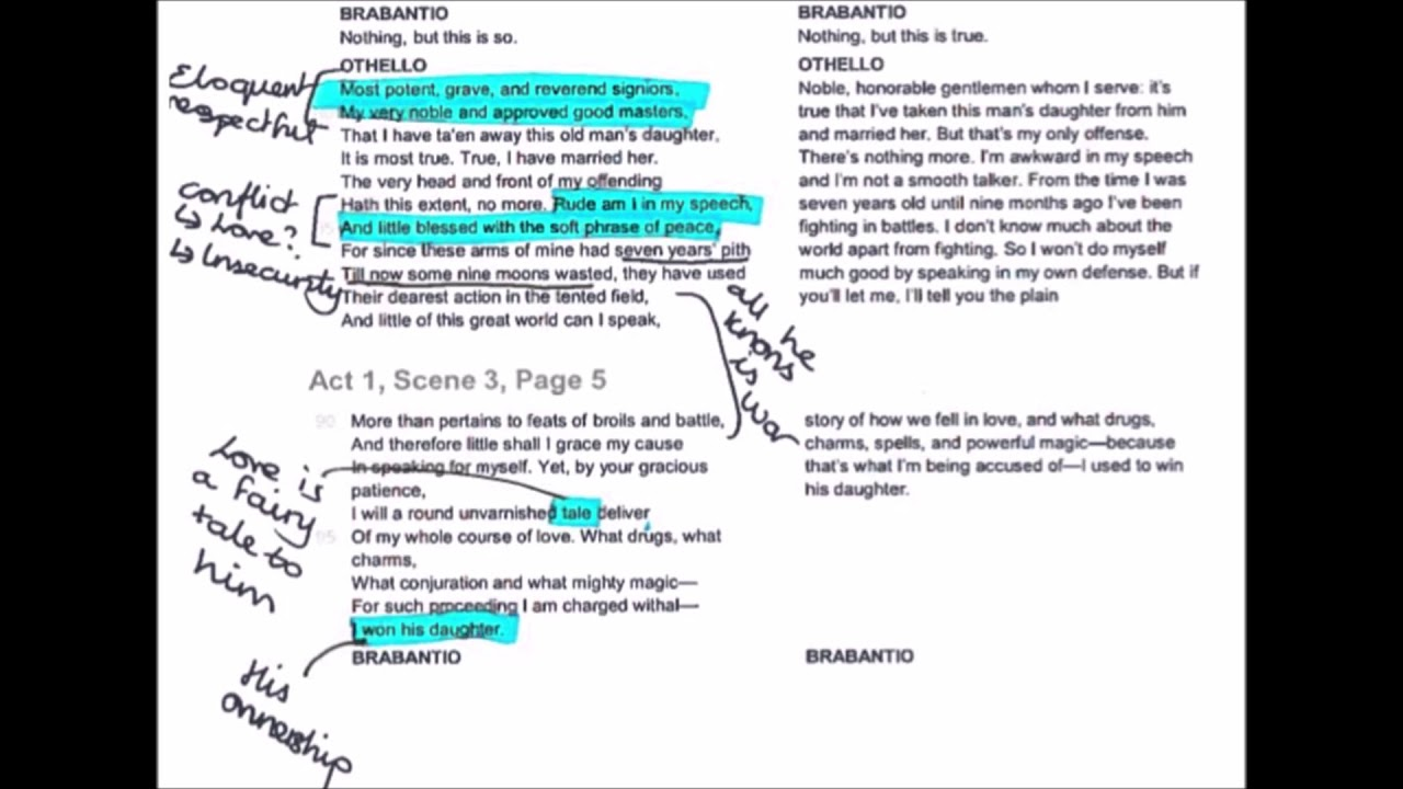 1. Select text carefully for annotation