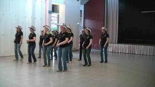 WELL TRY - NEW SPIRIT OF COUNTRY DANCE - AMERICAN JOURNEYS - CAMBRAI 2017 - line dance YouTube Videos