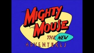 Mighty Mouse Season 2 Opening and Closing Credits and Theme Song