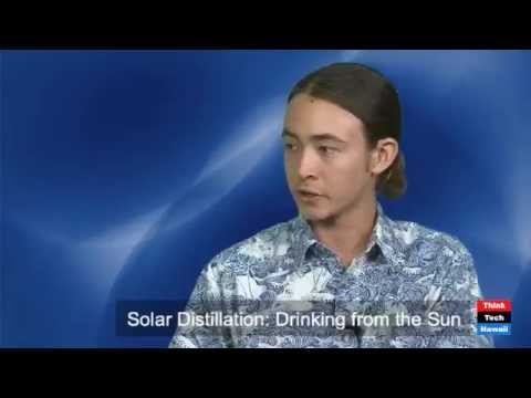 Solar Distillation: Drinking the Sun - Riley McGivern
