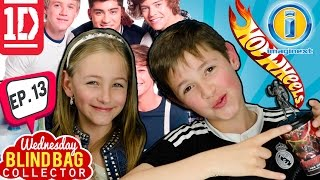 ❤️ Wednesday Blind Bag Collector Ep13 ONE DIRECTION AVENGERS FROZEN HOT WHEELS HELLO KITTY IMAGINEXT