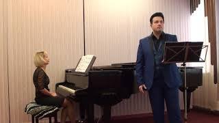 Р.  Шуман -  Песни из цикла   ''Любовь поэта'' -   Дмитрий Башкиров