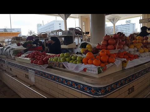 Alay Bazaar-Tashkent Uzbekistan 2017 (1080p60 HD)