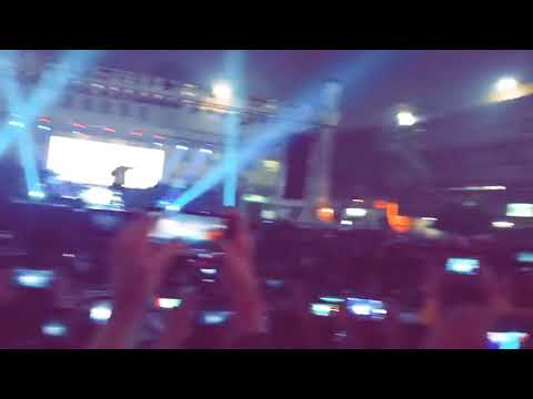 Tu Na Mera||Arjun Kanungo||DU College Live Performance 2019