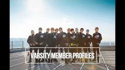 [VARSITY] MEMBER PROFILES YOU NEED TO KNOW