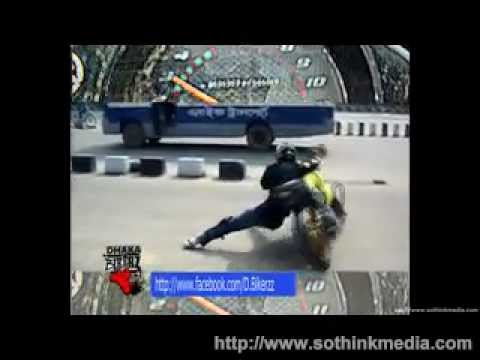 Dhaka bikerz 1st official video