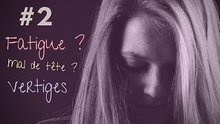 Des migraines et des grosses fatigues dûes aux énergies ?
