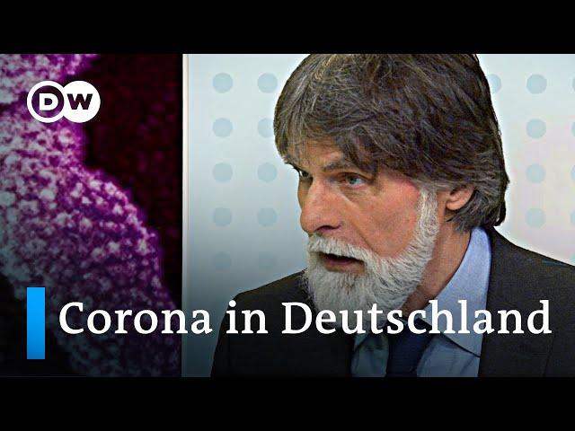 Coronavirus in Deutschland: Virologe erklärt die Lage - 'Entschleunigung ist das wichtigste'
