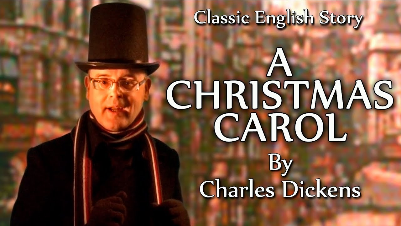 learn english a christmas carol by charles dickens english story at christmas - A Christmas Memory 1997