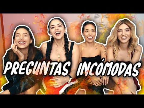 PREGUNTAS INCOMODAS- La Segura, Luisa Fernanda W, Dani Duke, Mariam Obregon😱