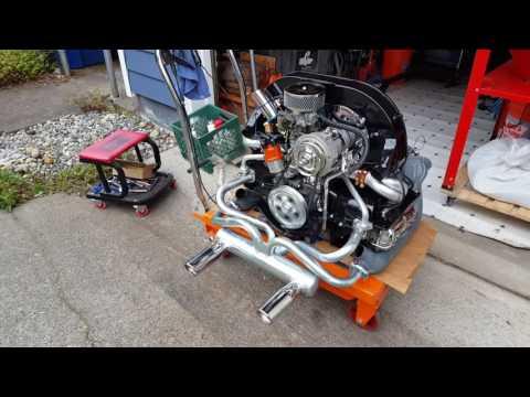 1641 Rebuilt VW Air Cooled Engine - 2016 May