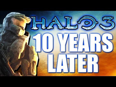 Halo 3 In 2018 - Best or DEAD Halo? Active Online? Review Xbox One X