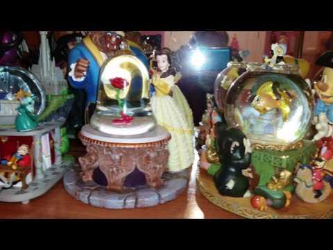 Mi colección de bolas Disney parte 1 - My Disney snowglobes collection part 1