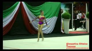 Campionato nazionale di Specialità - Monica Mariani - Clavette Fune