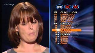 Series 4 Who Wants to be a Millionaire 13th September 1999