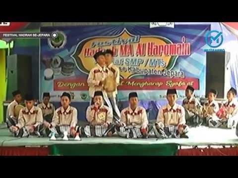 Juara 1 Festival Hadrah MA Al Haromain Tingkat SLTP Se Kabupaten Jepara 2018
