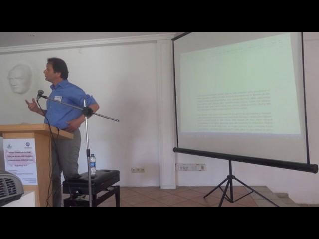 Prof. Dr. Seyfi KENAN - Estetik Eğitimi ve Okuryazarlık Üzerine Düşünceler