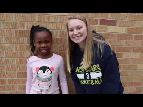 Perry High School seniors walk through elementary from YouTube · Duration:  46 seconds