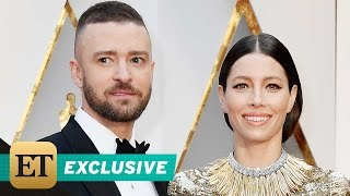 EXCLUSIVE: Justin Timberlake & Jessica Biel Reveal Son Silas Already Has the Terrible Twos