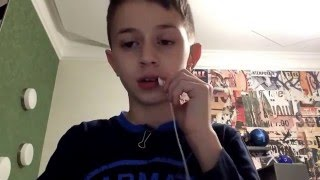 Как сделать микрофон из наушников #9
