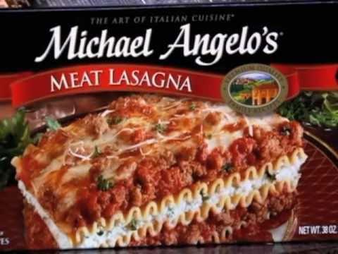 Unwrapped: Michael Angelo's Lasagna