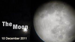 Full Moon 10 December 2011