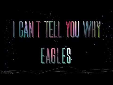 Eagles - I Can't Tell You Why ☆ʟʏʀɪᴄs☆ LIVE☆
