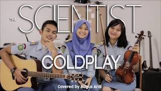 The Scientist - Coldplay (Covered by Bagus Ardi ft. Miftha & Vilda)