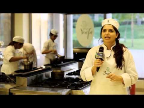 Roya - Professional Kitchen student at SCAFA - Dubai's School of Culinary and Finishing Arts