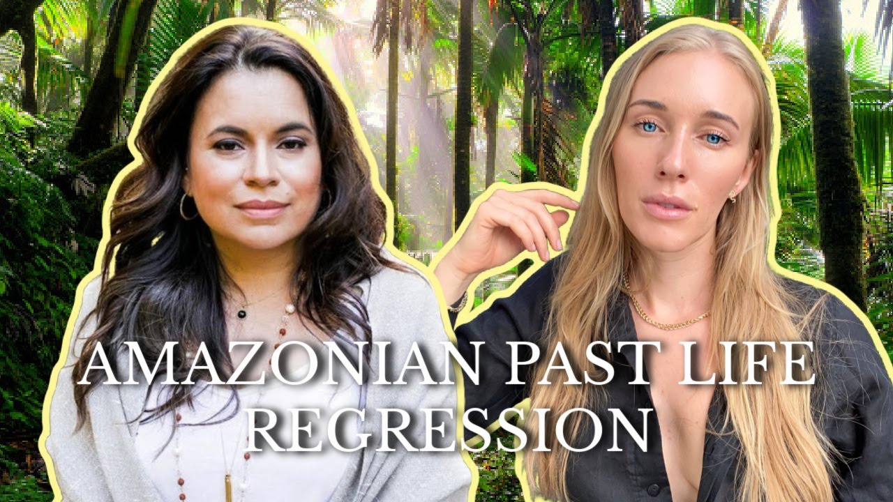 INCREDIBLE Past Life Regression Experience: My Past Life in the Amazon