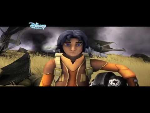 youtube filmek - Star Wars: Lázadók - Ezra Bridger tulajdona