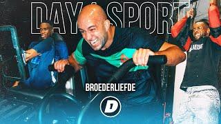 De GYM in met BROEDERLIEFDE: Naar de kl*ten en daar voorbij! | Sporten met | DAY1
