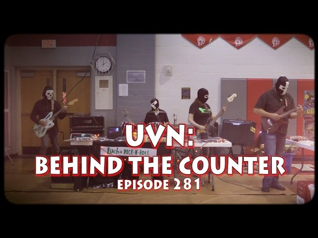 UVN: Behind the Counter 281