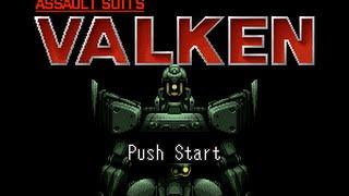 Assault Suits Valken (Cybernator) (SNES) (English Translated Version) Full Walkthrough
