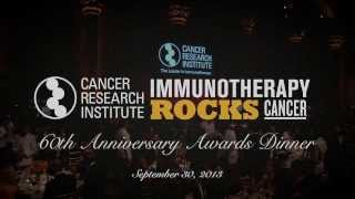 2013 Cancer Research Institute Awards Dinner highlights