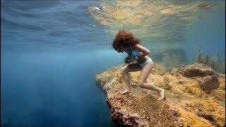 Sofía rocks - insane rock run over the ocean's floor