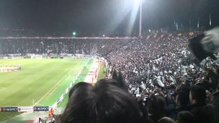 PAOK Benfica 0 1 20 2 2014