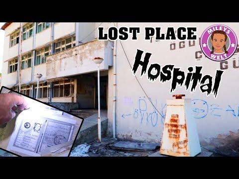 GRUSELIGES VERLASSENES KRANKENHAUS - Lost Places | Mileys Welt