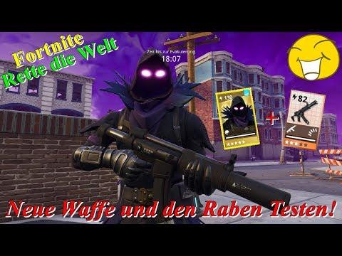 🌞Fortnite Rette die Welt🌞 | Update 4.0 bringt neue Waffen + Helden! | Neue Event-Quest!