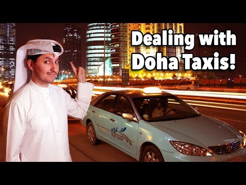 #QTip: How to deal with taxis in Qatar