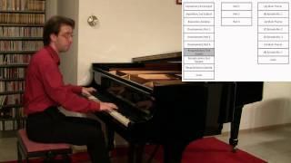 Download lagu Waldstein Sonata Tutorial - Part 5 of 12